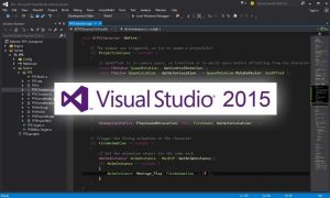 Visual Studio là gì? Visual studio 2015