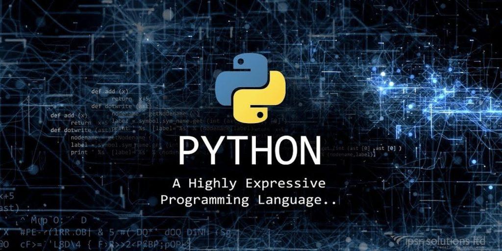 Python là một dạng ngôn ngữ tương lai