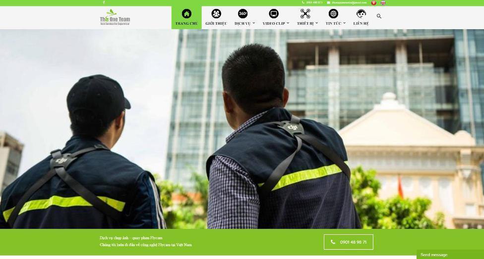 The One Team: Dịch vụ chụp ảnh Parorama - Virtual Tour 360 độ