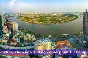 Top 5 dịch vụ chụp ảnh 360 độ bằng flycam chất lượng hàng đầu